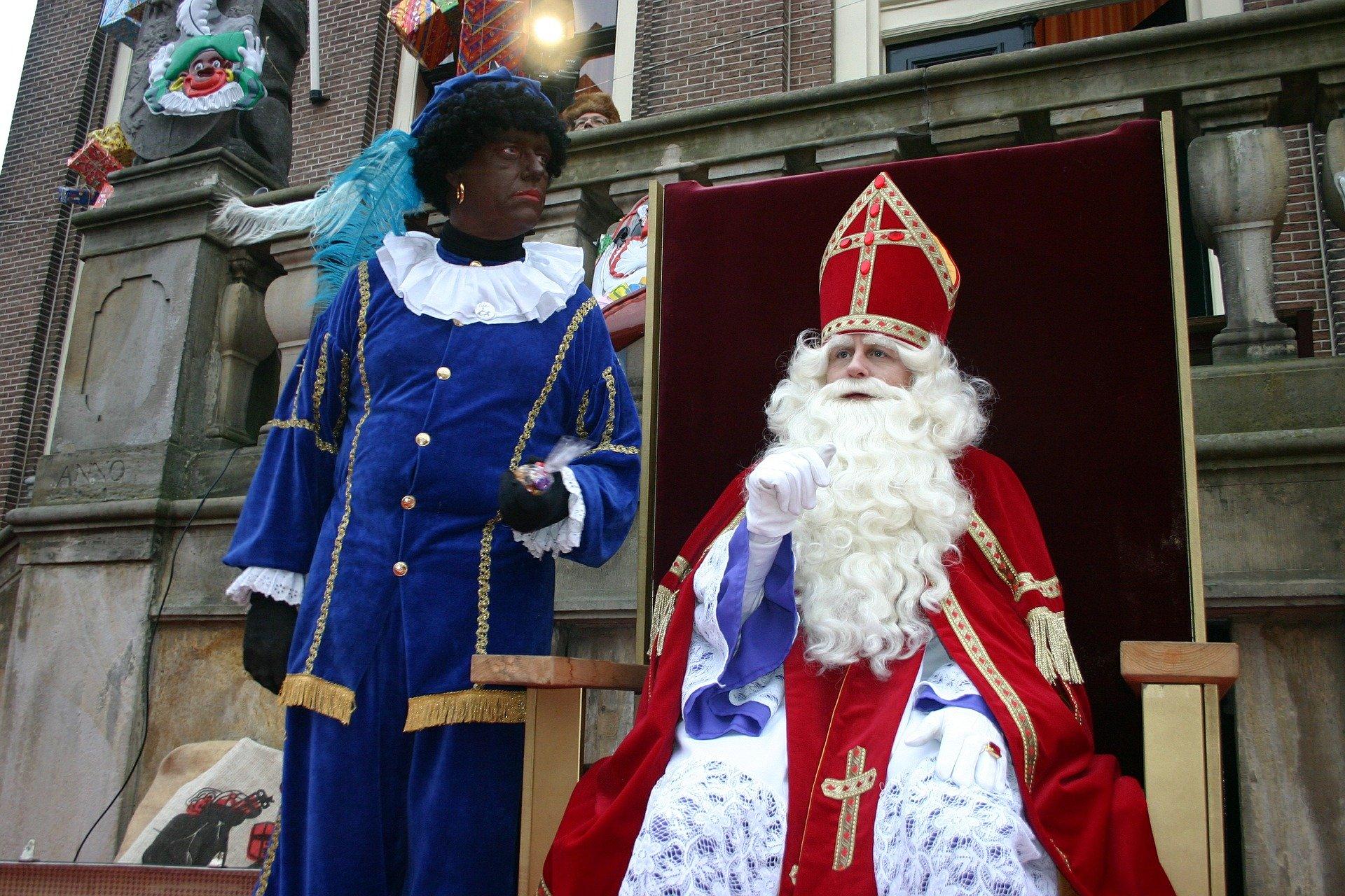 Weg met Sinterklaas en Zwarte Piet: Beeldvorming