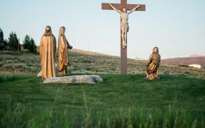 Het lijdenschappelijke kruis
