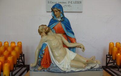 De rooster in het klooster
