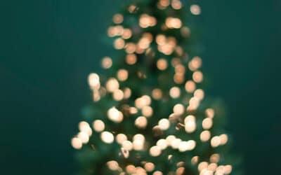 Herrie om een kerstboom