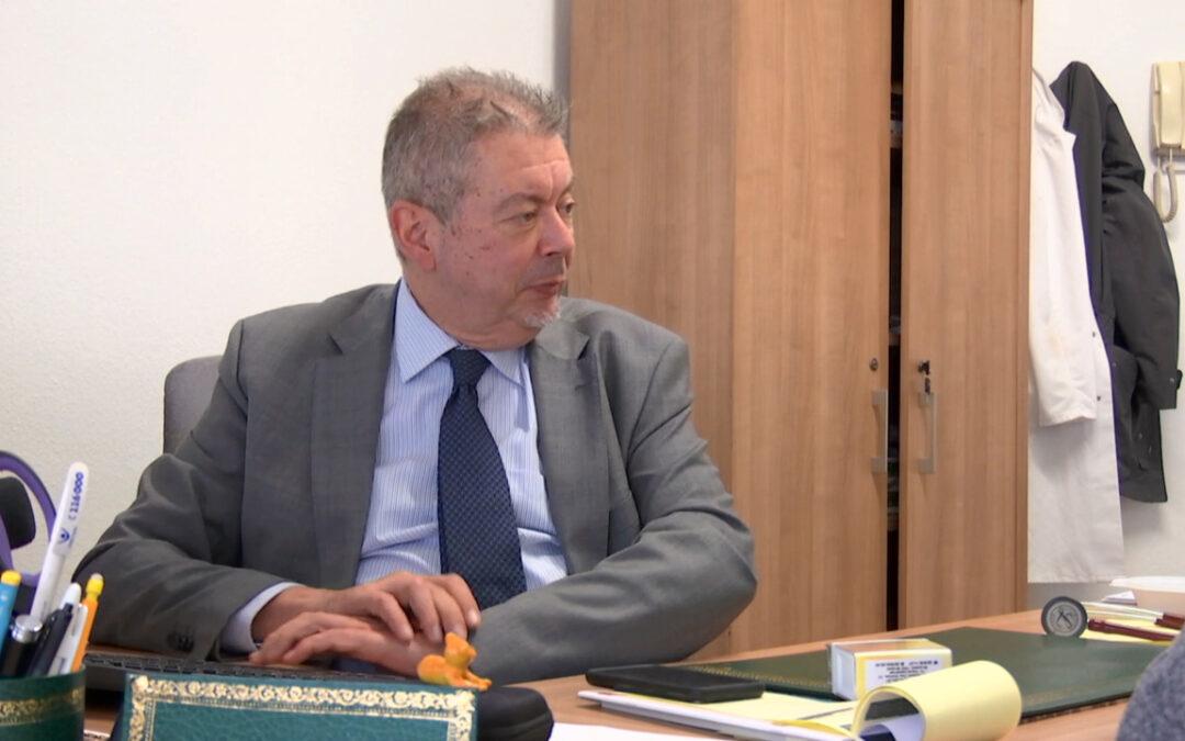 De innige momenten: Interview met Dr Peter Van Breusegem