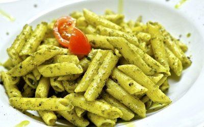 Alsem of Vergif zit in de dosis: Pasta met pesto
