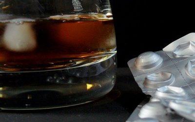 Ontslaving: alcohol en pillen