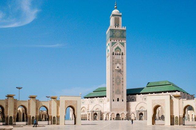 Allah Akbar in Rabat