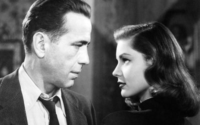"""Ontslaving: Humphrey Bogart: """"Here's Smoking With you, Kid"""""""