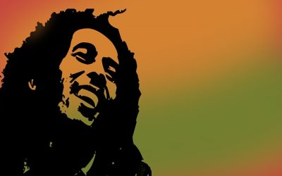 """Ontslaving: Bob Marley: """"One good thing about music – when it hits you, you feel no pain."""""""