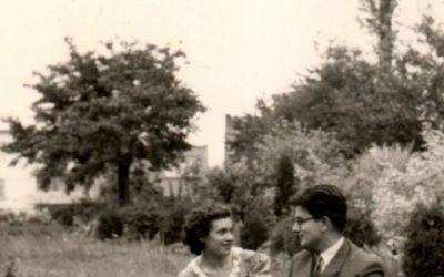 Brievenboek van mijn ouders: Iddergem, 4 november 1952
